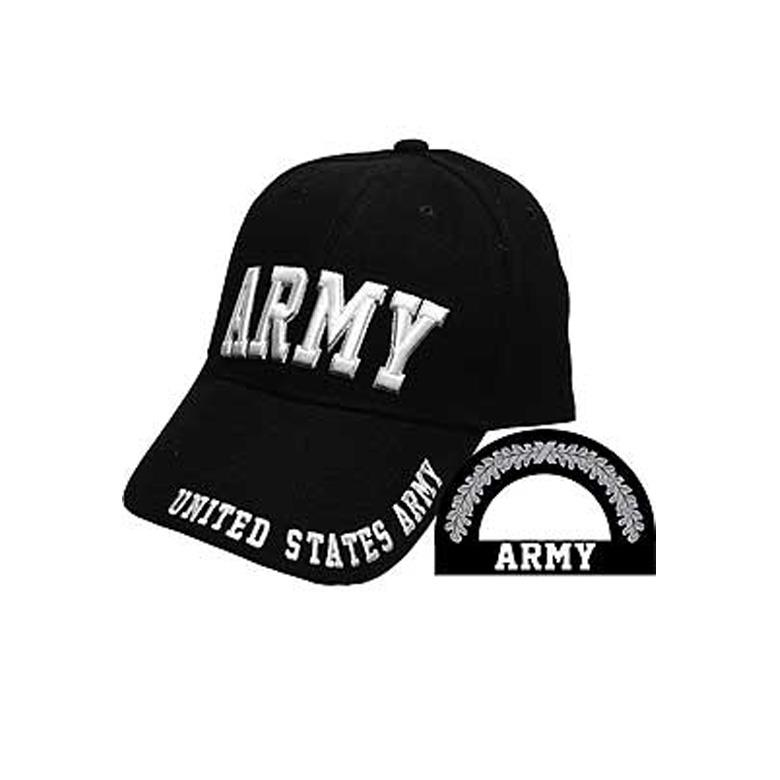 US Army Letters Ball Cap