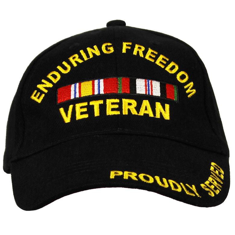 Enduring Freedom Ball Cap
