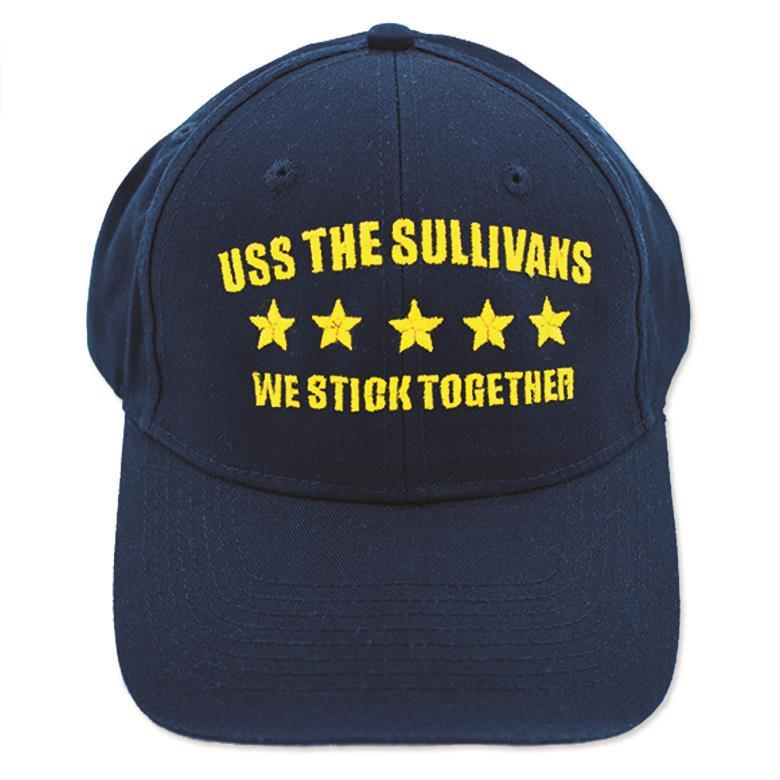 USS The Sullivans Ball Cap