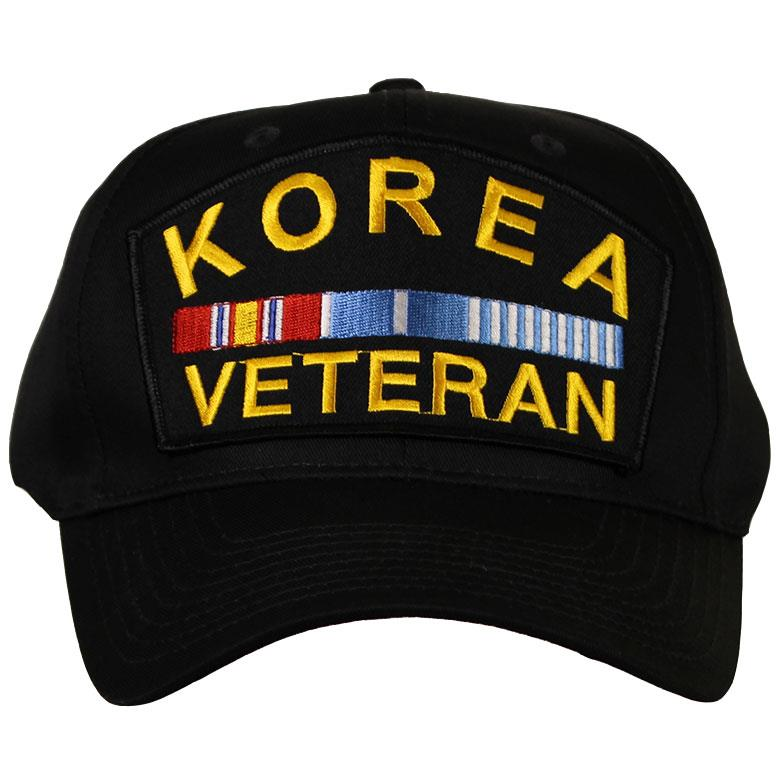 Korea Veteran Ball Cap