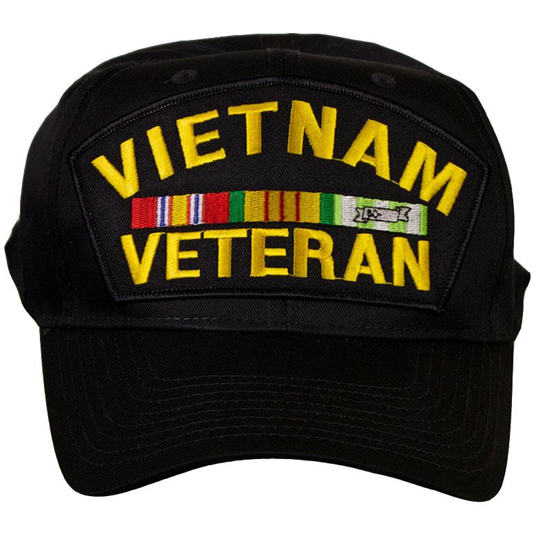 Vietnam Veteran Ball Cap