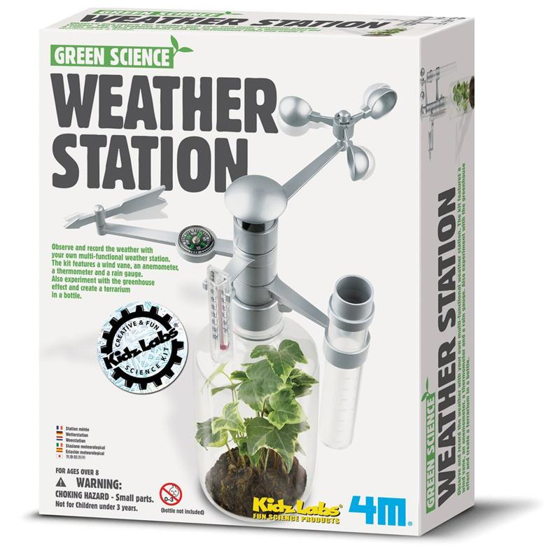 Green Science Weather Station Kit
