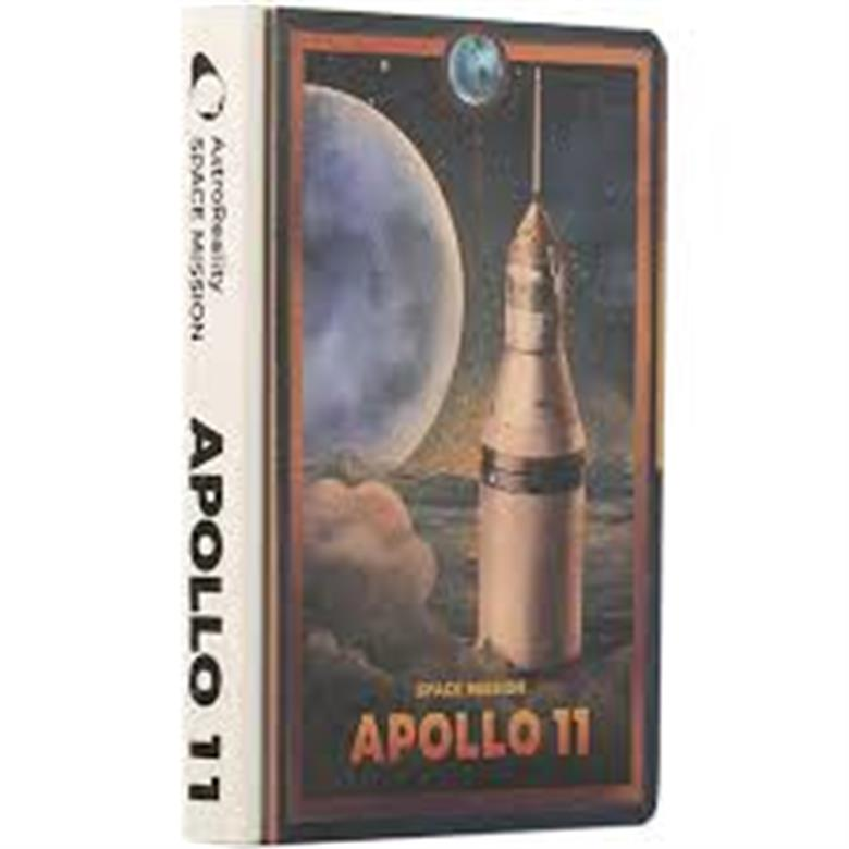 AstroReality Apollo 11 Notebook
