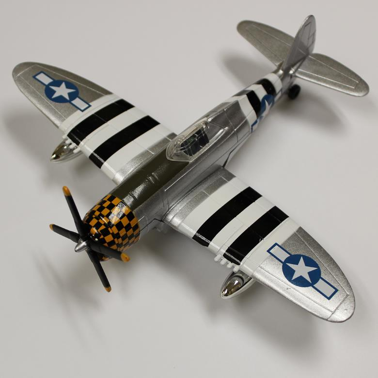 Diecast P-51 Mustang