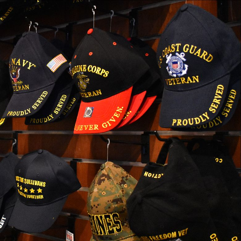 Military Apparel & Hats