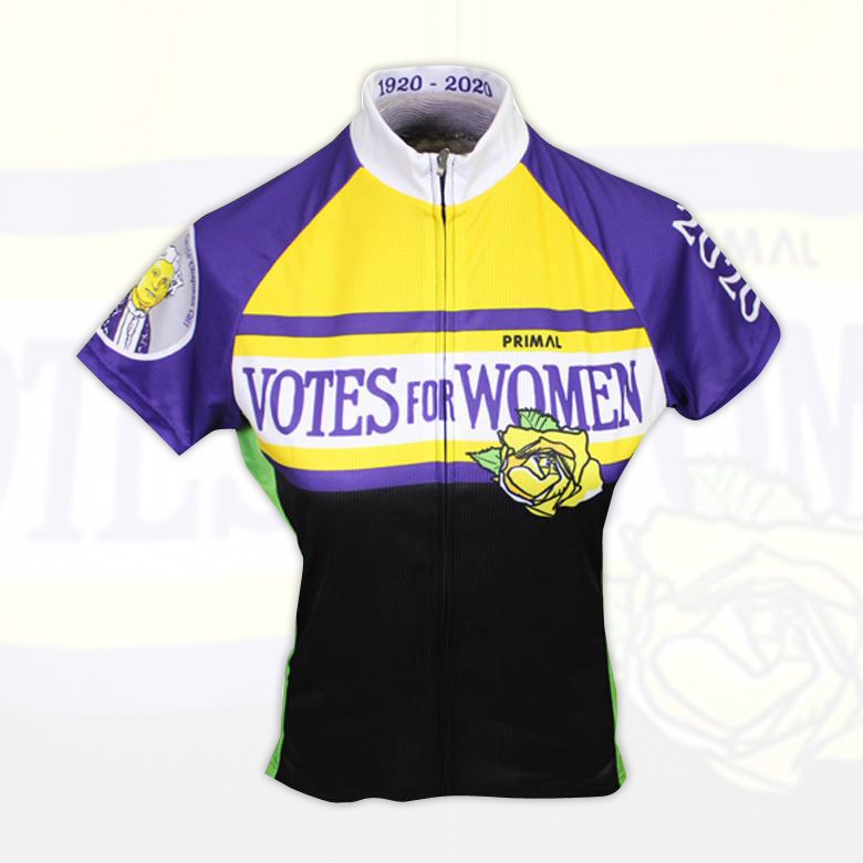 19th Amendment Centennial Bike Jerseys