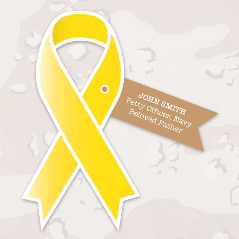 Gulf War Yellow Ribbon