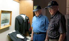 Waterloo museum opens Korea exhibit, stirs vets' memories