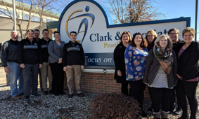 Clark & Associates gives vets limb and life.
