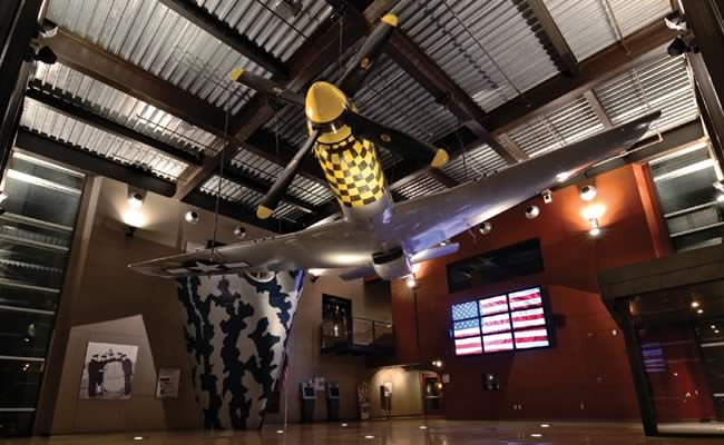 History of the Sullivan Brothers Iowa Veterans Museum